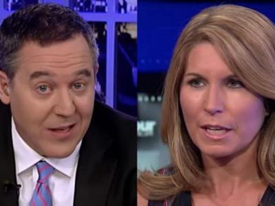 Greg Gutfeld and Nicolle Wallace Get in Heated Twitter Spat: 'This Person Is Officially Creepy'