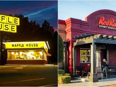 All the fast-food chains ares are teasing IHOP for the IHOb rebrand