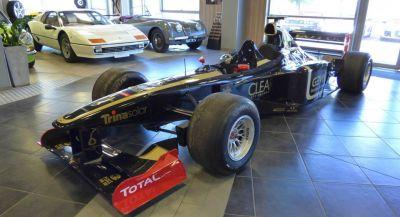 Single Seater? Buy Your Own F1 Car. With Room For Two