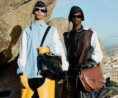 LOEWE Channels the Historic City of Toledo for its FW19 Lookbook