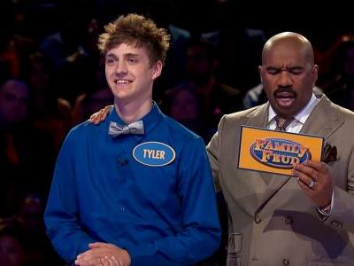 Ninja Was on Family Feud Before He Was Famous | Game Rant