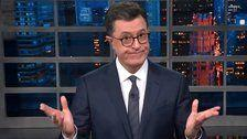 Stephen Colbert Reveals The 1 Key Trick The FBI Uses To Nail Trump Insiders