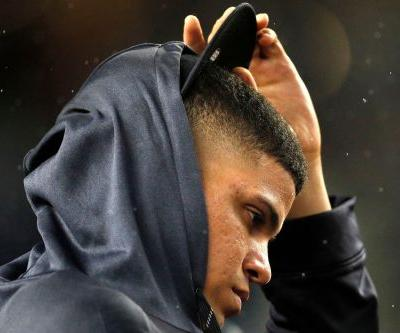 Dellin Betances will be out for at least three months