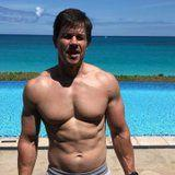 Mark Wahlberg Shares a Shirtless Easter Message For Fans, and Our Eggs Are Cracking