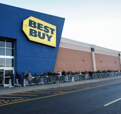 Retailers are kicking off Black Friday on Thanksgiving Day - here's where and when you can start shopping