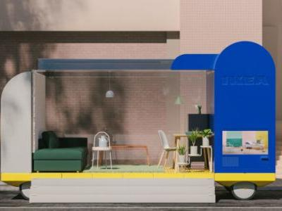 Ikea Has Seven New Autonomous Driving Concepts To Waste Your Time In Traffic