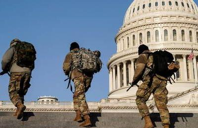 US Capitol Police call for National Guard to be deployed for another TWO MONTHS, citing threats - media