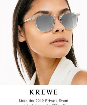 Last Chance to Get Your Frames from KREWE's Annual Private Event, Ends May 24th