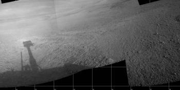 Martian Dust Storm Fades, But Has Opportunity Been Lost?