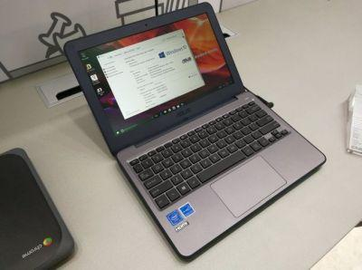 Computex: Windows 10 S notebooks from Asus, Acer, Dell, Fujitsu, and HP on display