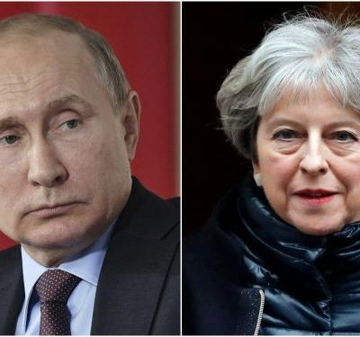 Putin is thought to be testing how isolated Britain is after Brexit - and he won't like the results