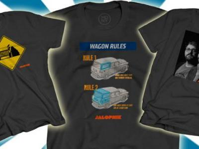 Spring Has Arrived, So It's Time To Swag Out With New Jalopnik Shirts