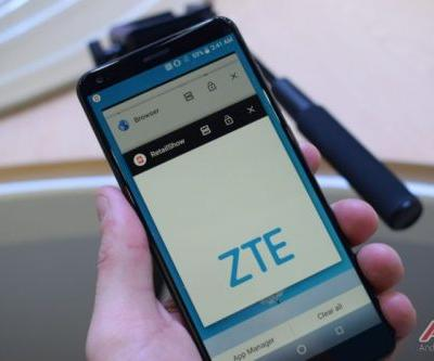 Hands-On With The ZTE Blade V9, Blade V9 VITA & Tempo Go - MWC 2018