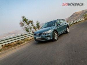 Volkswagen Tiguan Allspace Road Test Review Compact Full Family SUV
