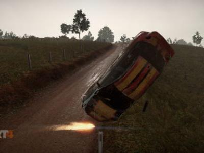 Dirt 4 Update 1.05 Adds Clubs, View the Patch Notes