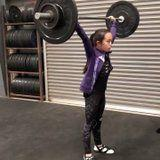 This 12-Year Old Can Deadlift 2 Times Her Bodyweight, Is More Badass Than We'll Ever Be