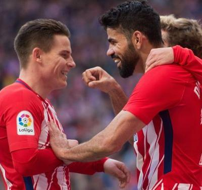 Atletico Madrid will not stop in pursuit of Barcelona, promises Gameiro