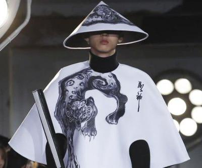 Xander Zhou Returns to Chinese Roots for Fall/Winter 2018