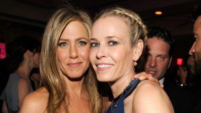 Chelsea Handler Admits She and Jennifer Aniston Had a Falling Out
