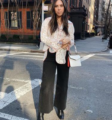 5 Different Ways to Wear Wide-Leg Jeans, According to Fashion Editors