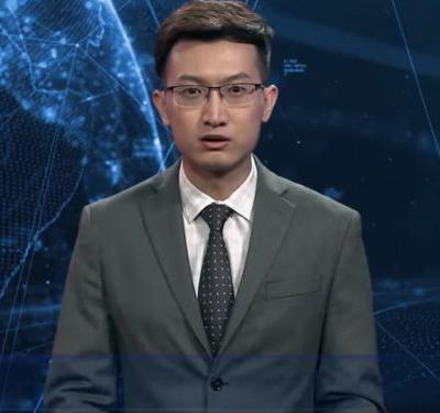 China created what it claims is the first AI news anchor - watch it in action here