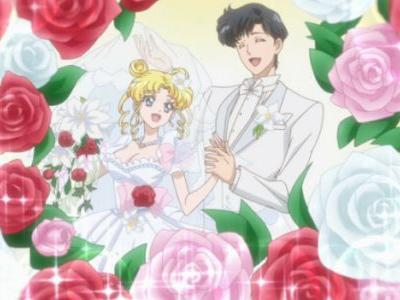 Make Your Proposal a Lot More Magical With This Sailor Moon Engagement Ring