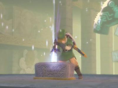 The Legend of Zelda: Skyward Sword Might Be Getting A Switch Port - Rumour
