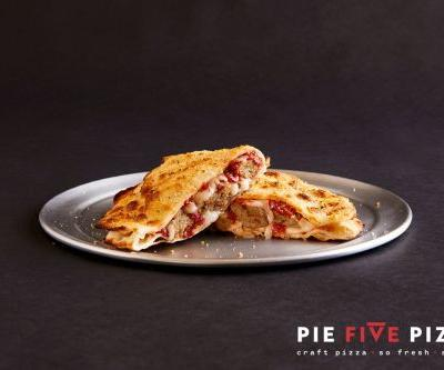 Pie Five Debuts a New Way to Eat Its Scratch-Made Pizza
