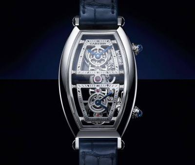 Preview: Cartier unveils the two-piece Privé Tonneau capsule collection