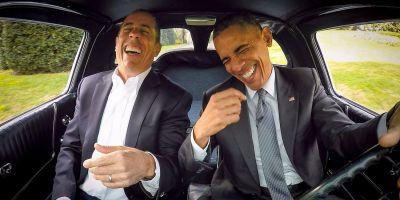 Jerry Seinfeld's Comedians In Cars Getting Coffee Moving To Netflix