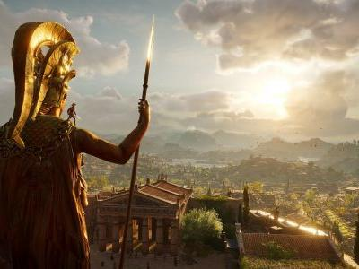 Assassin's Creed Odyssey New Game+ mode landing soon