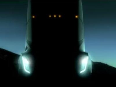 The Tesla big-rig gets rid of something truckers have done forever
