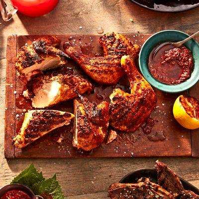 15 easy barbecue menus to try this summer