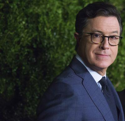 Colbert stages a Trump Twitter intervention: 'Accept help, or at the very least, auto-correct'