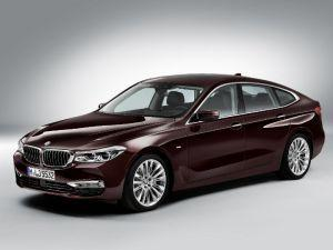 BMW Launches Diesel-powered 6 GT