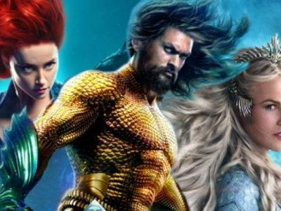 Aquaman Character Posters Highlight the Kings & Queens of Atlantis