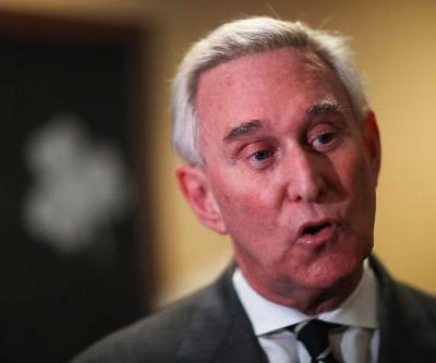 Roger Stone Says D'Souza's Pardon a Message to Mueller: Trump Has 'More Awesome Powers'