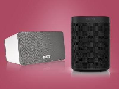 The cheapest Sonos speakers deals and sales in October 2019