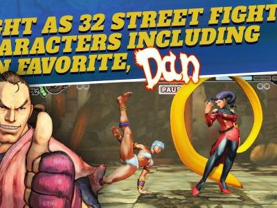 'Street Fighter IV: Champion Edition' Now Available on Android