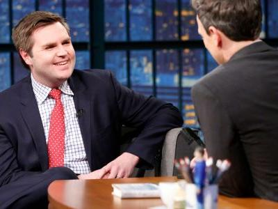Ex-Trump critic J.D. Vance is running for Senate after meeting with Trump and Silicon Valley billionaire Peter Thiel at Mar-a-Lago, according to new report