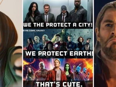 17 Memes That Show The Guardians Of The Galaxy Are Better Than The Avengers