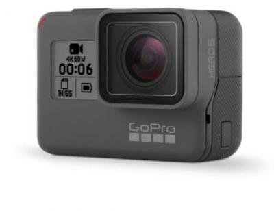 GoPro Hero6 action camera debuts with 4K 60FPS visuals