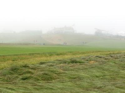 Officials plan for strong winds in U.S. Open first round