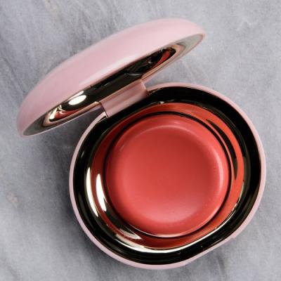 Rare Beauty Nearly Apricot Stay Vulnerable Melting Cream Blush Review & Swatches