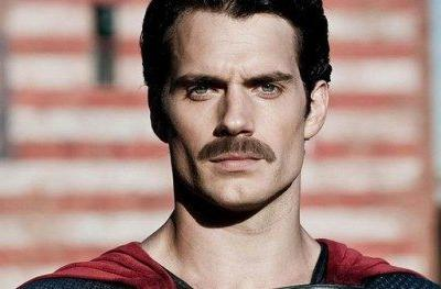 Paramount Pays Movember Tribute to Henry Cavill's Superman