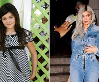 10 Year Challenge: What Kylie Jenner, Ariana Grande and more look like now