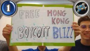 Blizzard Bans College Hearthstone Team For Supporting Hong Kong