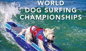 World Dog Surfing Championships Benefit Dogs in Need