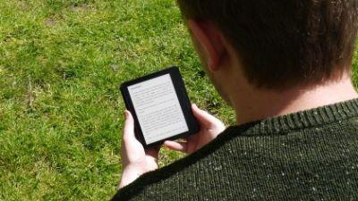 Amazon Prime Reading offers a rotating e-book library
