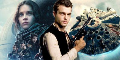 Han Solo Is 'Completely Different' to Rogue One